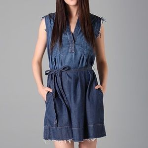 Current/Elliott Craftsman Smock Dress